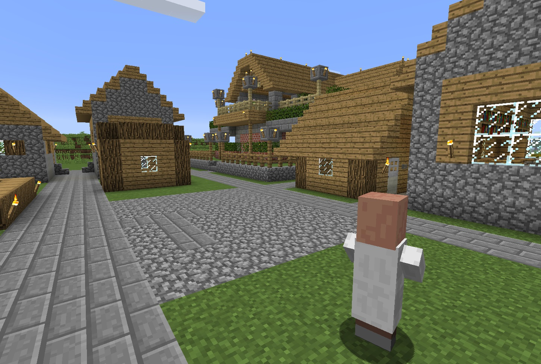 村の鍛冶屋を解体!煙突がカッコイイ木造建築に挑戦!その22
