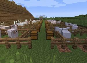 羊牧場の拡張