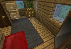 2階の内装