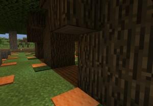 ダークオークの木
