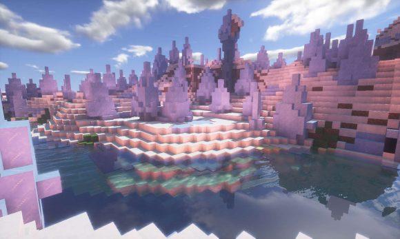 樹氷エリア